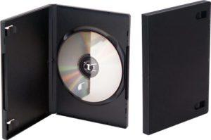 Etui DVD pojedyncze